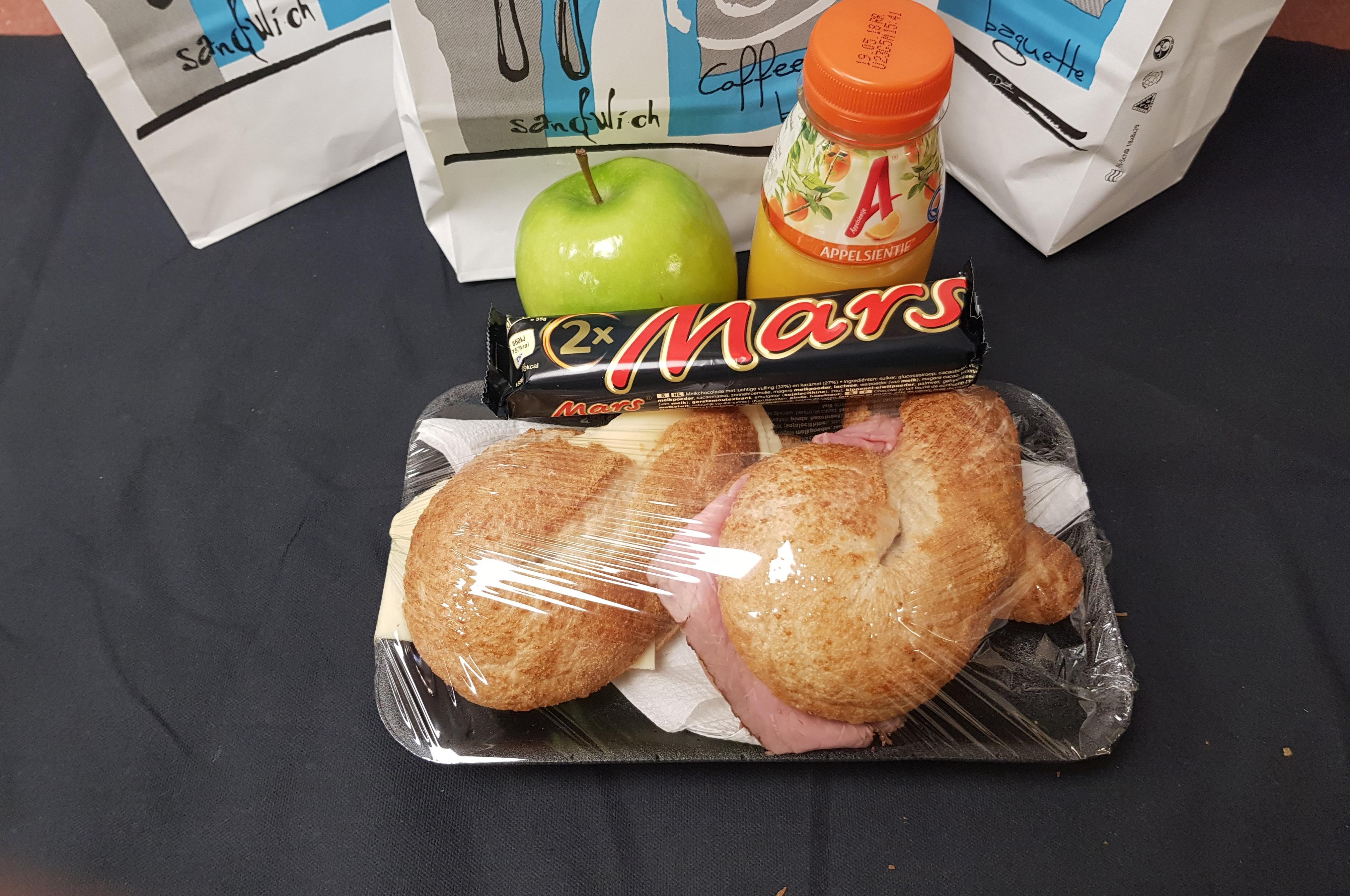 Lunchpakket Gluten vrij