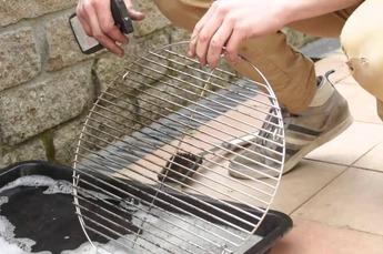 Barbecue Schoonmaak
