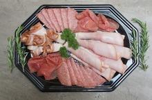 Vleeswarenschotel p.p
