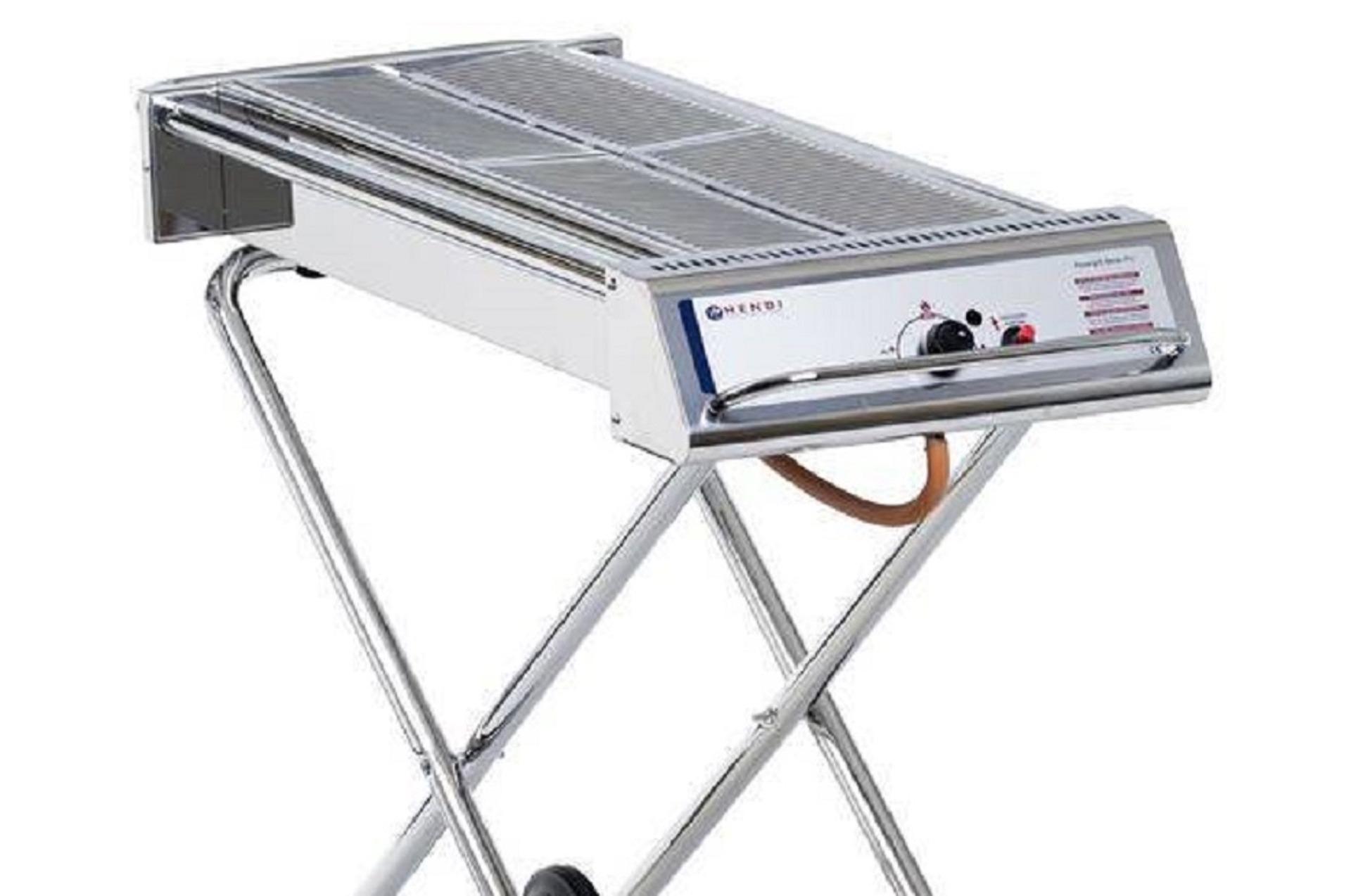 Barbecue (verhuur in combinatie met vlees)